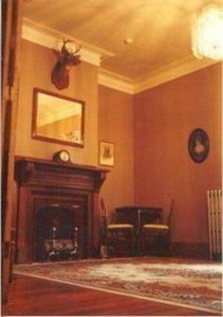 The Farrington Inn: Lobby