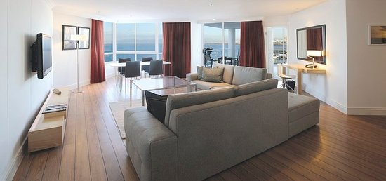 Radisson Blu Hotel Waterfront, Cape Town: Suite
