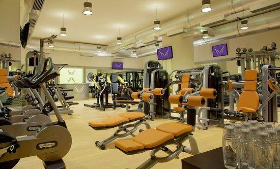 Parco dei Principi Grand Hotel & SPA: Health club