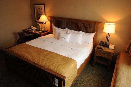 DoubleTree by Hilton Libertyville - Mundelein: Suite