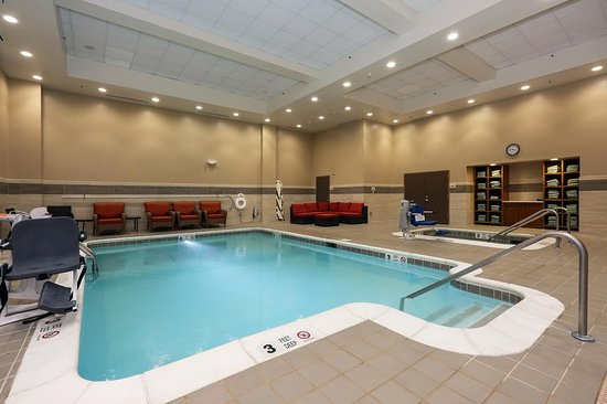 Pool picture of hilton garden inn clifton park clifton park tripadvisor for Hilton garden inn clifton park ny