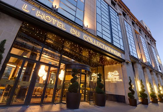 Hotel du collectionneur paris voir les tarifs 645 for Hotel a prix bas