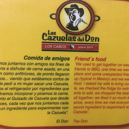 Las Cazuelas del Don : photo1.jpg