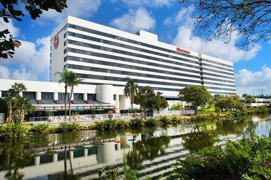 Sheraton Miami Airport Hotel Executive Meeting Center Florida 2018 Reviews Photos Price Comparison Tripadvisor