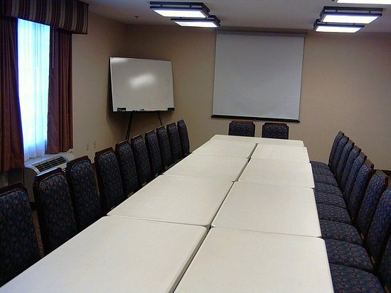 Best Western Plus Twin View Inn & Suites: Meeting room