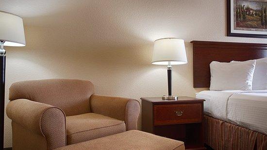 Best Western El-Quartelejo Inn & Suites: Guest room