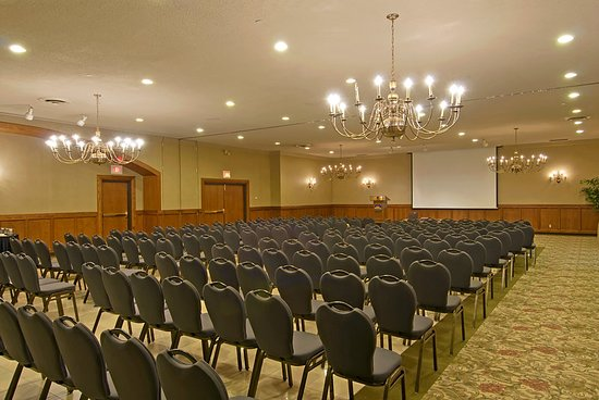 Best Western Plus Lamplighter Inn & Conference Centre : Meeting room