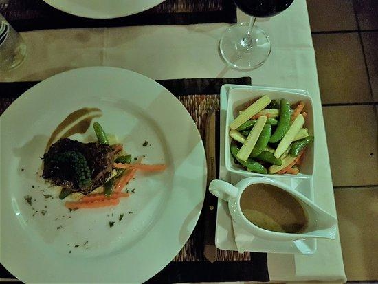 News Steaks & Grill: Rindsfilet