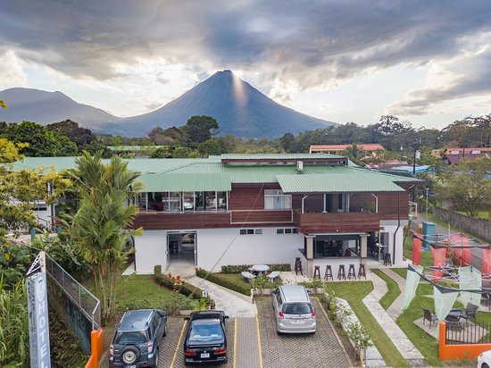 Arenal Rabfer Hotel Foto