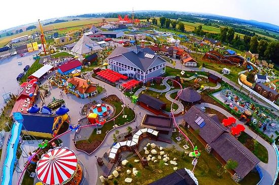 Energylandia Amusement Park: 8-hour...
