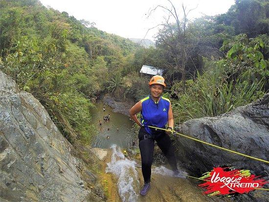 Tolima Department, Kolumbia: Cascadas de Payande en el depto del Tolima