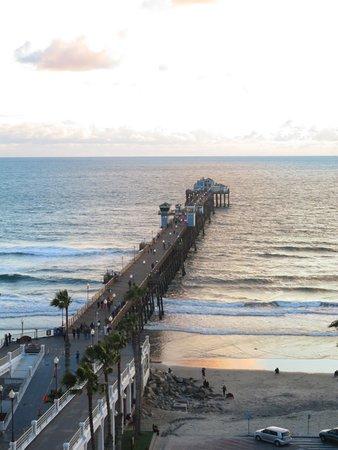 Wyndham Oceanside Pier Resort: The Pier