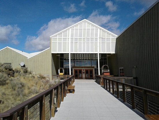 ‪National Historic Oregon Trail Interpretive Center‬