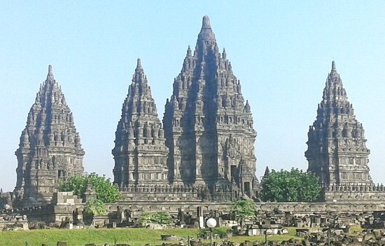 Prambanan The biggest Hindu temple of 9th century, where you can see the Ramayana Story