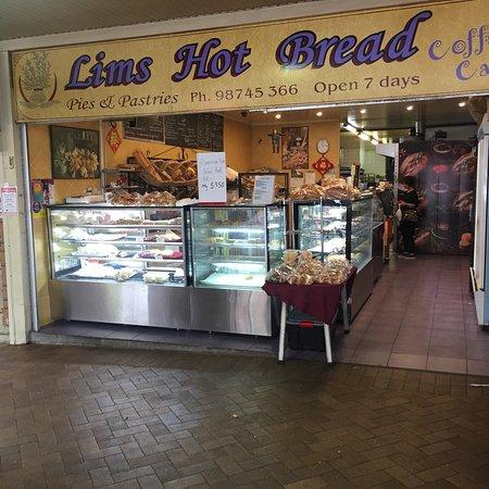 Eastwood, Australia: Lim's Hot Bread