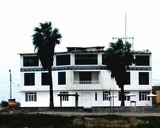 Puerto Supe, Περού: Hotel Bello Horizonte