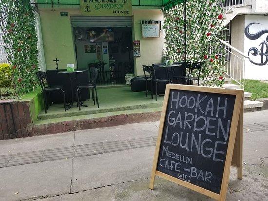Hookah Garden Lounge Medellin