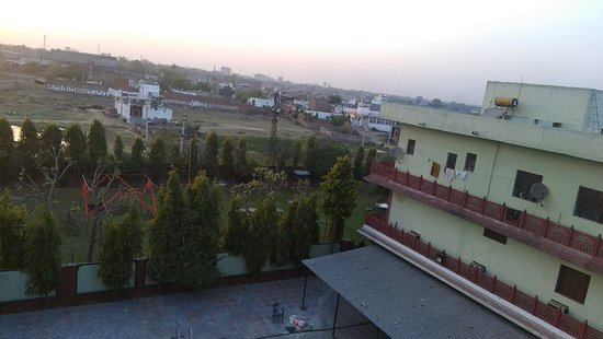 Dhaulpur, Hindistan: Kenth Hari Resort