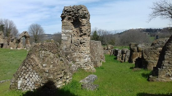 Otricoli, Italy: Parco archeologico