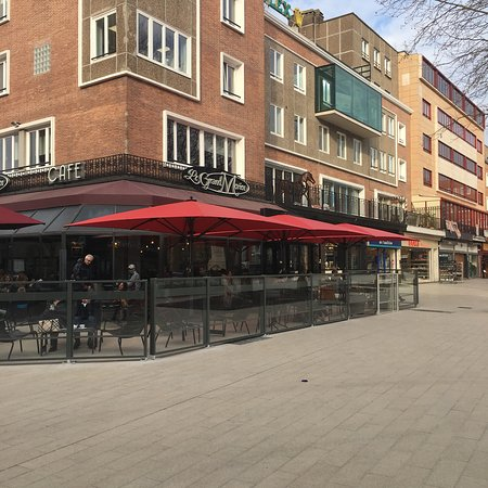 Restaurant Place Jean Bart Dunkerque