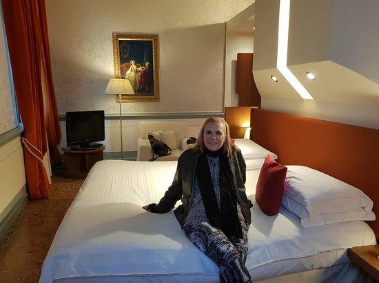 Ruzzini Palace Hotel: 20180318_141049_large.jpg