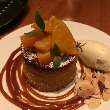 Slanted Door: Dessert - must order must eat must devour