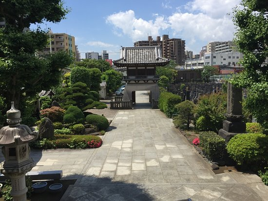 Myokyu-ji Temple