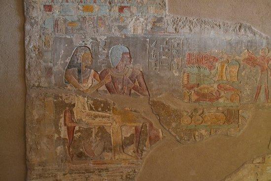 Edfu, Egipto: Grab des Renni (EK 7)