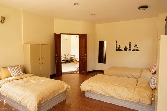 Deluxe Room With Queen Size Bed Attached Bathroom Private