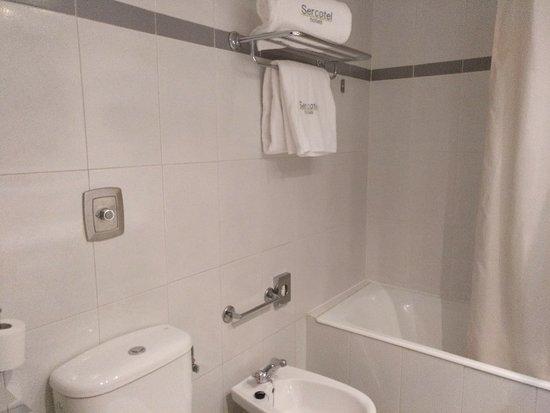 Sercotel Hotel Europa: Baño