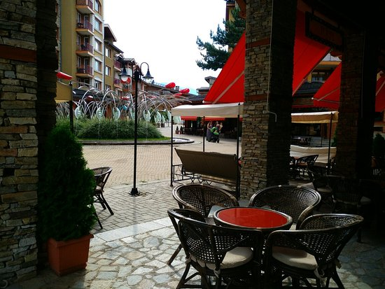 Snooker Bar & Coffee Pirin Golf