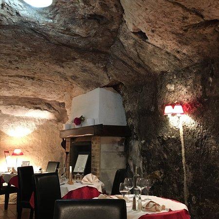 Les grottes azay le rideau restaurantbeoordelingen - Restaurant les grottes azay le rideau 37 ...