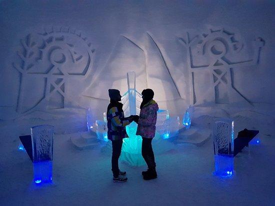 Luvattumaa - Levi Ice Gallery: 20180317_205112_large.jpg