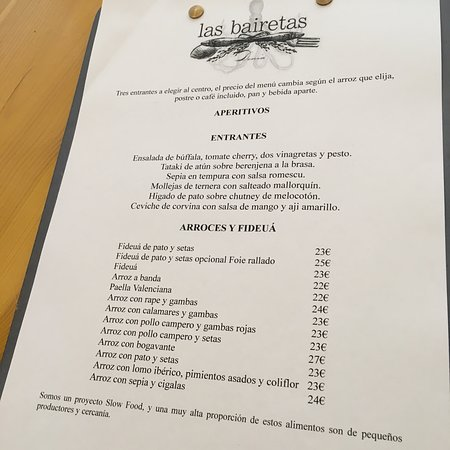 Las Bairetas Denia: photo1.jpg