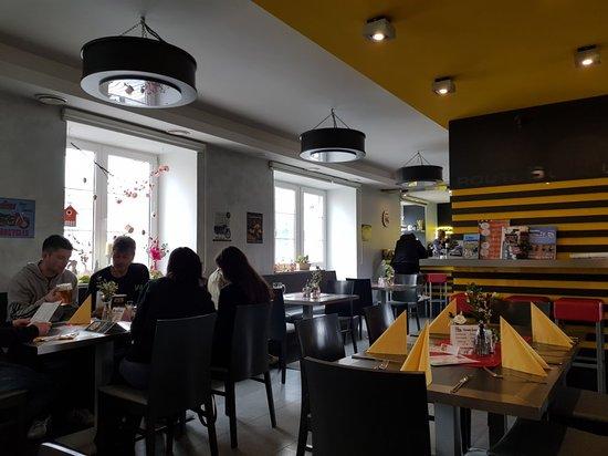 Prerov, Tschechien: Route 66 Restaurant
