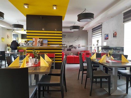 Prerov, República Checa: Route 66 Restaurant