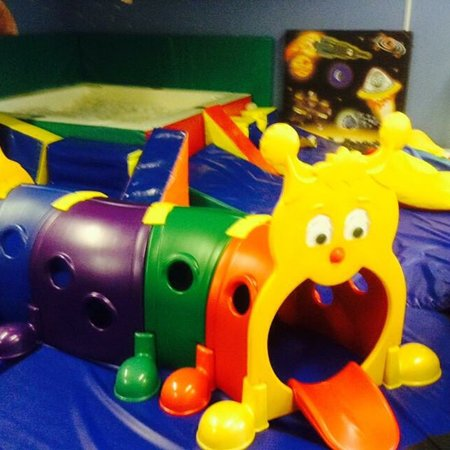 Lincoln Toy Library and Soft Play