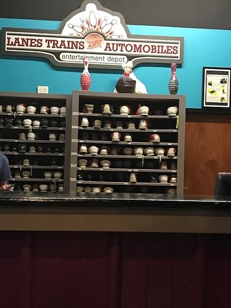 Lanes Trains & Automobiles Entertainment Depot