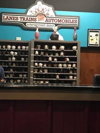 Lanes Trains & Automobiles Entertainment Depot