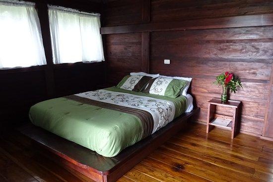 La Anita Rainforest Ranch: unser Zimmer