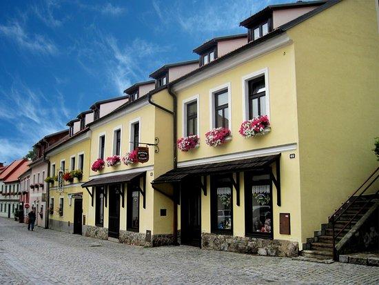 Pension Hotel Vltavin Cesky Krumlov