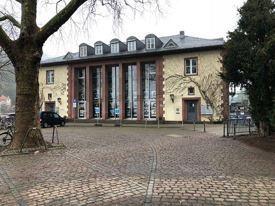 Kulturhaus Karlstorbahnhof