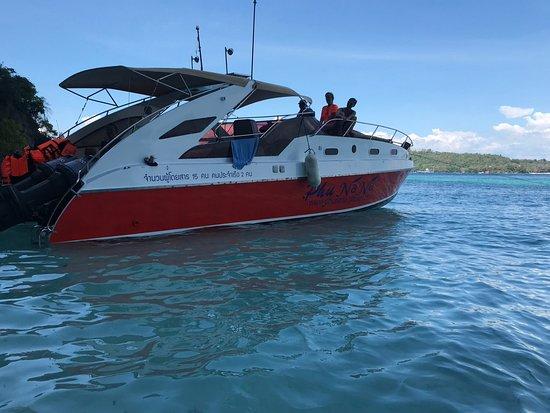 Phu NaNa Boutique Hotel: Le bateau de l hôtel