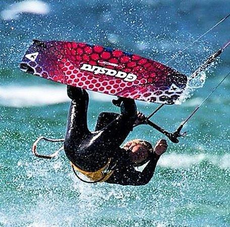 Samsoe, Denmark: Kitesurfingkurser for begyndere og letøvede