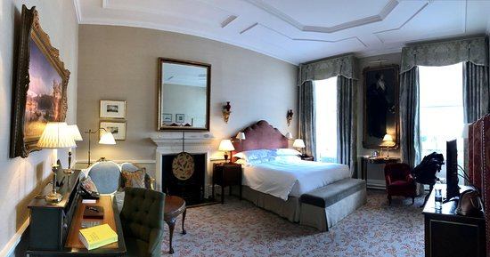 Taplow, UK: Room Barry