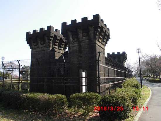 Old Komatsugawa Water Gate