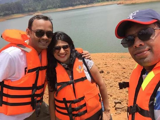 Mydriverlanka: Guest from Bangalore at Maussakele