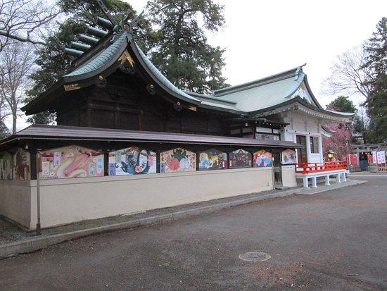Shiraoka, Giappone: 大絵馬