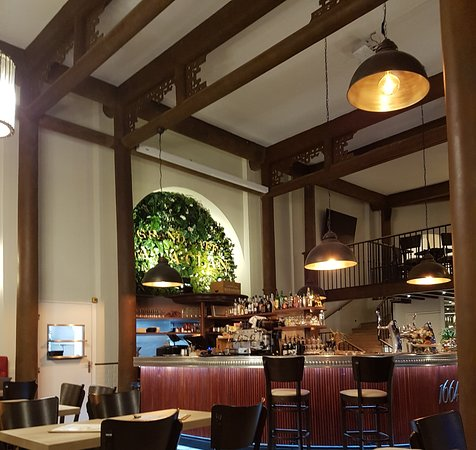 Grand caf bataclan parigi bastille oberkampf for Miglior ristorante di parigi