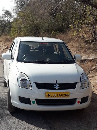 SWIFT DZIRE TOUR - Picture of Mahadev Taxi Services, Mount Abu